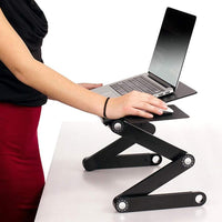 Inspire Uplift Adjustable Standing Desk Black Adjustable Standing Desk