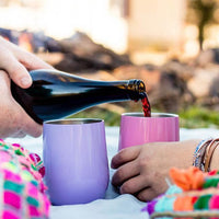 Inspire Uplift DrinkUp Portable Insulated Wine Cup DrinkUp Portable Insulated Wine Cup