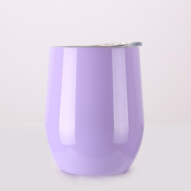 Inspire Uplift DrinkUp Portable Insulated Wine Cup Lavender / 9oz DrinkUp Portable Insulated Wine Cup