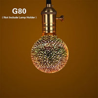 Inspire Uplift Galaxy Lightbulb G80 Galaxy Lightbulb