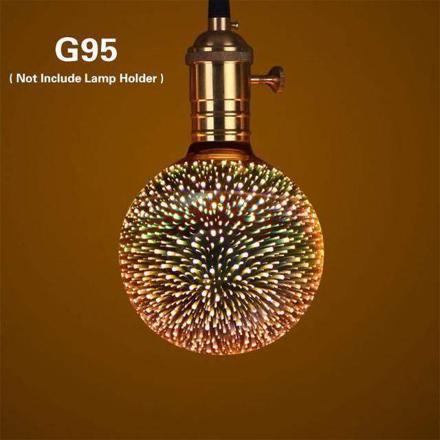 Inspire Uplift Galaxy Lightbulb G95 Galaxy Lightbulb