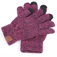Inspire Uplift Knitted Texting Gloves Knitted Texting Gloves