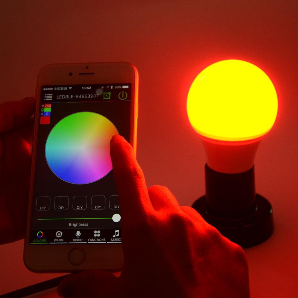 Inspire Uplift RGB Magic Speaker Bulb
