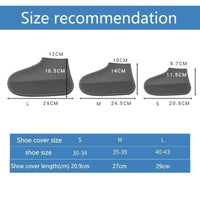 Inspire Uplift Silicovers Non-Slip Shoe Covers Silicovers Non-Slip Shoe Covers