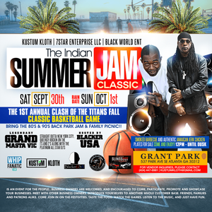 Ball Up at The Indian Summer Jam Classic on Sept. 30th