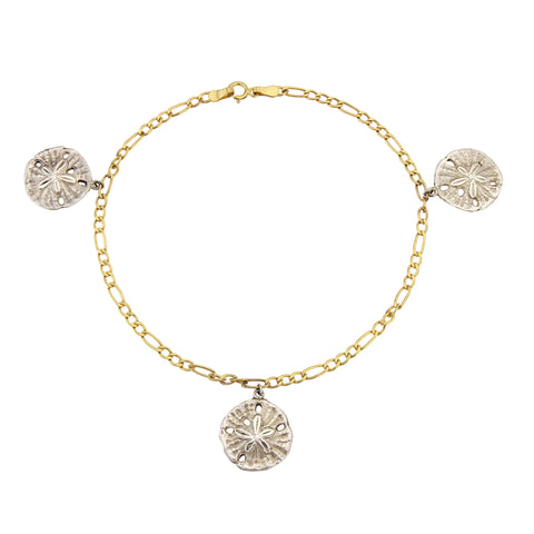 The Kingfisher Alley Anklet