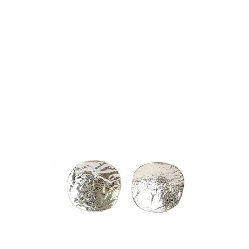 Foresta Coin Stud Earrings