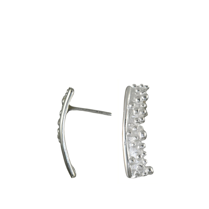 Foresta Tiara Long Stud Earrings