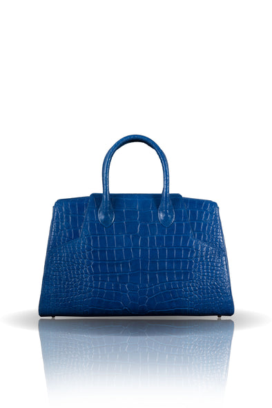Day Bag in Blue