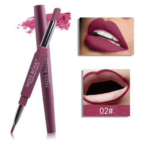 Double-ended Lasting Waterproof  Lipliner