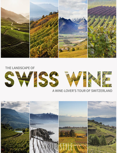 The Landscape of Swiss Wine