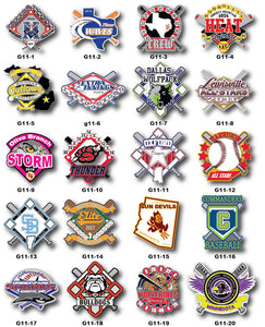 Baseball Gallery #10 - SteelBerry Pins