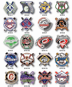 Baseball Gallery #14 - SteelBerry Pins