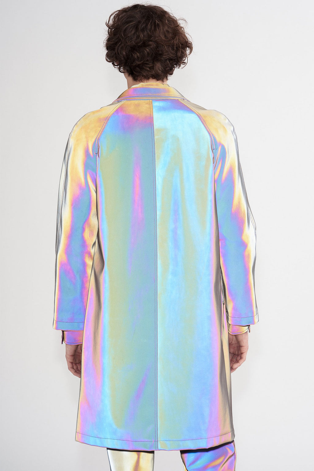 Blaine Reflective Coat