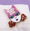 Lapel Pin • Be Your Own Hero