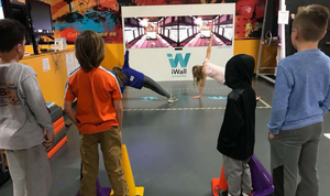 iWall Fitness at Jamerson Family YMCA, Lynchburg VA