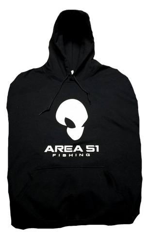 Area 51 Fishing Hoodie Special Edition