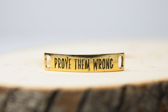REFINED SENTIMENT - PROVE THEM WRONG