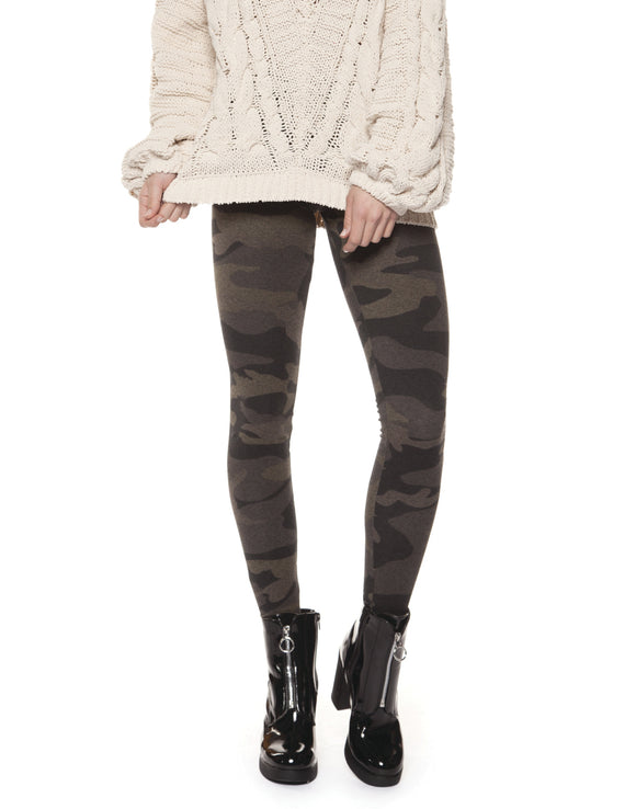 COMBAT CAMO LEGGINGS