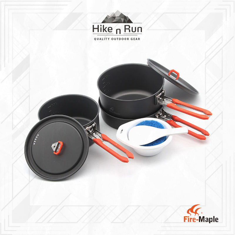 Nesting / Cooking Set Fire Maple FEAST 3