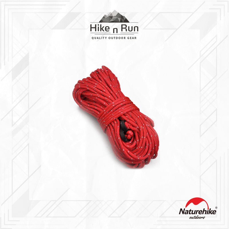 Reflective Tent Rope Tali Tenda 4*4m NH15A001-G