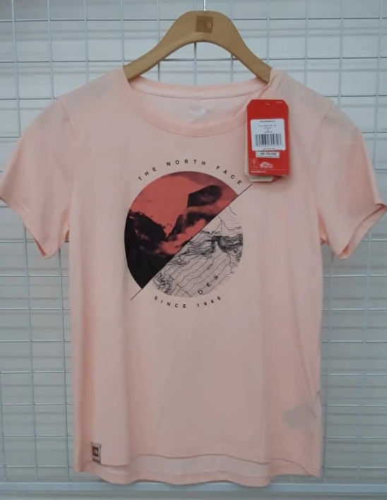 Women's Short Sleeve Explorer Tee NF0A3V4K