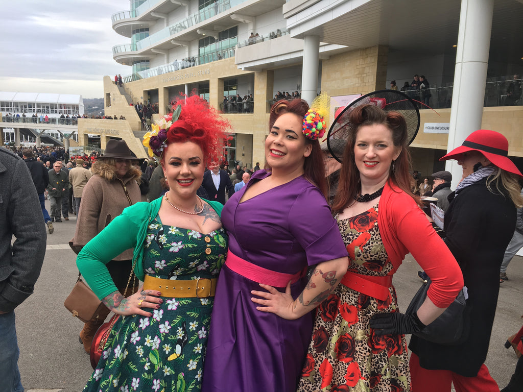 Cheltenham Ladies Day