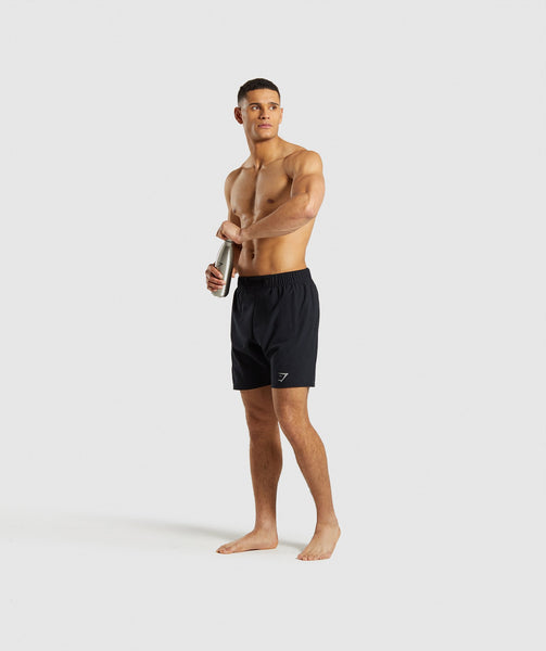 Gymshark Performance Board Shorts - Black 2