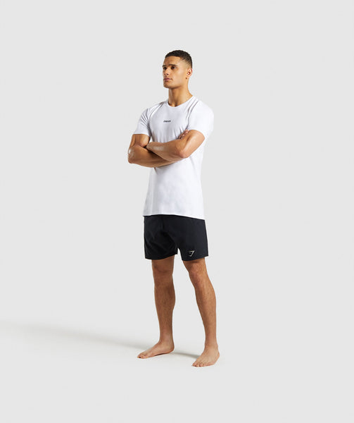 Gymshark Performance Board Shorts - Black 3