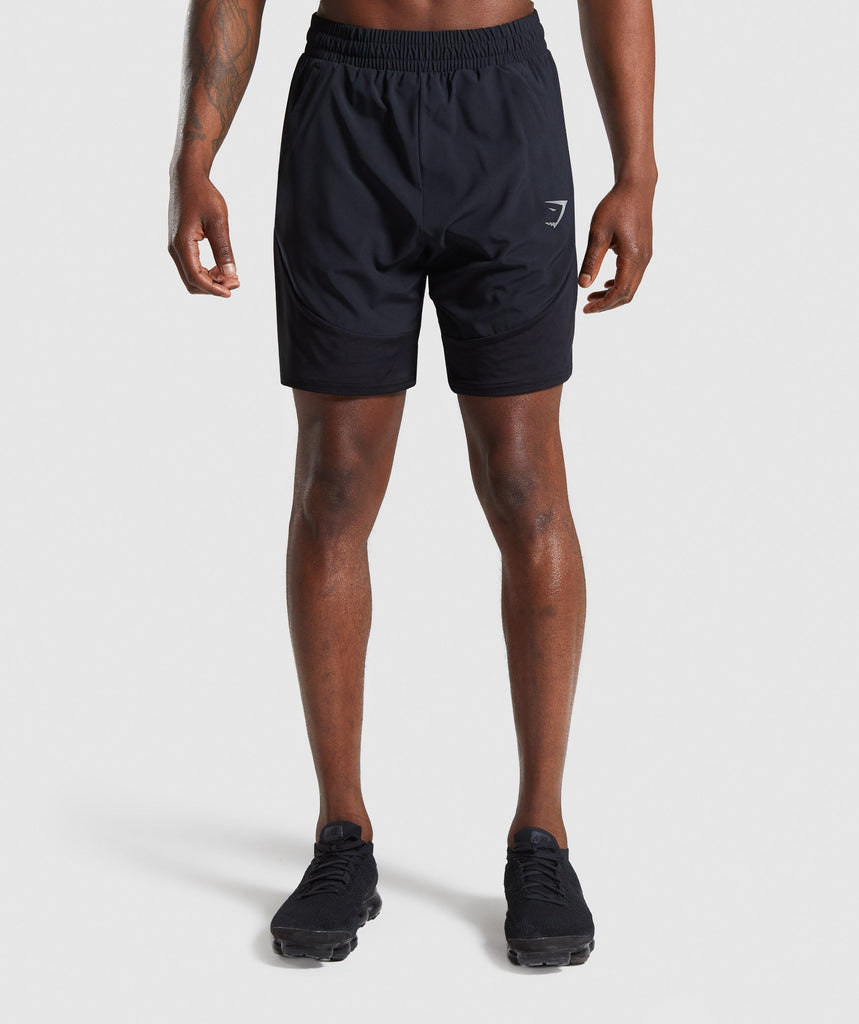 Gymshark Staple Short - Black 1