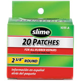 "Slime 2 3/8"" Tire Patches #1035-A"
