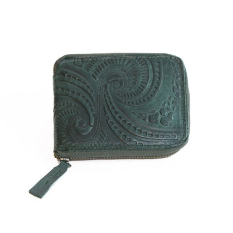 Teal Rudy Rectangle Purse