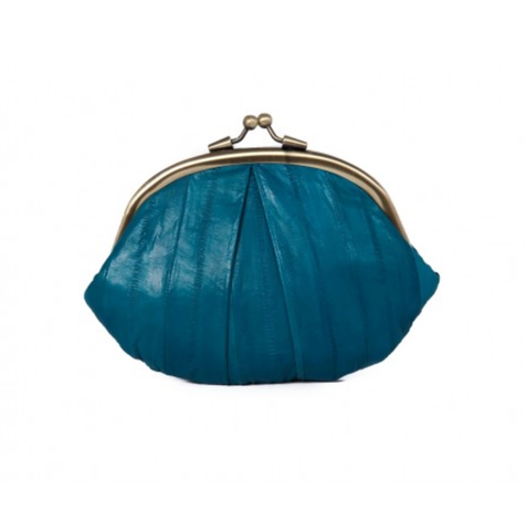 Electric Clutch - Teal - IndependentBoutique.com
