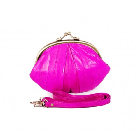 Electric Clutch - Hot Pink - IndependentBoutique.com