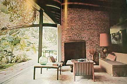 RICHARD NEUTRA BY RUPERT SPADE (1971)