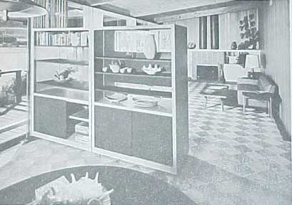 IDEAS FOR STORAGE IN YOUR HOME, A SUNSET BOOK (1958)