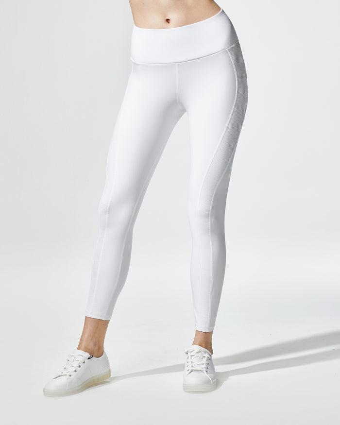 Rally Legging - White
