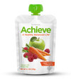 Achieve® - Apple, Carrot & Raspberry - Case of 50 Pouches