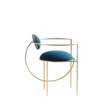 LUNAR CHAIR by Lara Bohinc - DUPLEX DESIGN