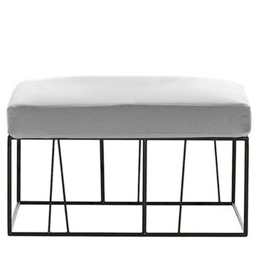HERVE' Ottoman / Table by Lievore Altherr Molina for Driade - DUPLEX DESIGN