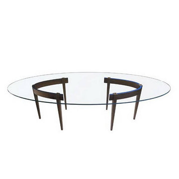 THE ROUND TABLE Rectangular, Oval and Round Tables by Ron Gilad by Adele C