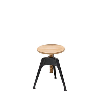 MOLESKINE Stool by Philippe Nigro for Driade - DUPLEX DESIGN