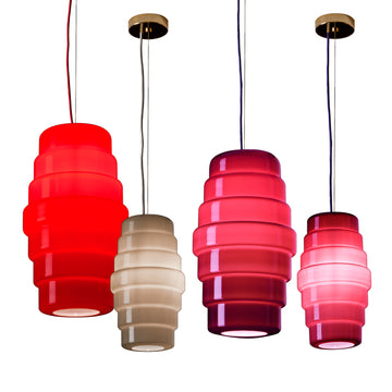 ZOE Pendant Lamp by Doriana and Massimiliano Fuksas for Venini