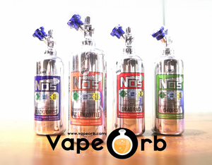 Naked Nation (NOS)  - The Powerful E Liquid Booster Review