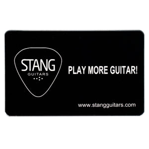 $50 STANG GUITARS GIFT CARD