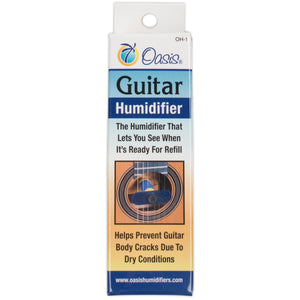 OASIS ACOUSTIC GUITAR HUMIDIFIER