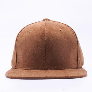 PIT BULL Wheat Suede Snapback Hats Wholesale