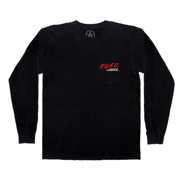 Insane long sleeve pocket tee