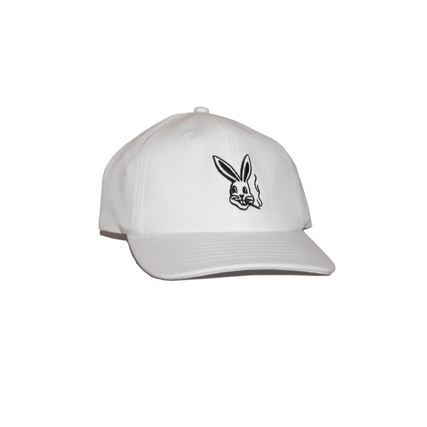 Bel Air Bunny embroidered snapback hat