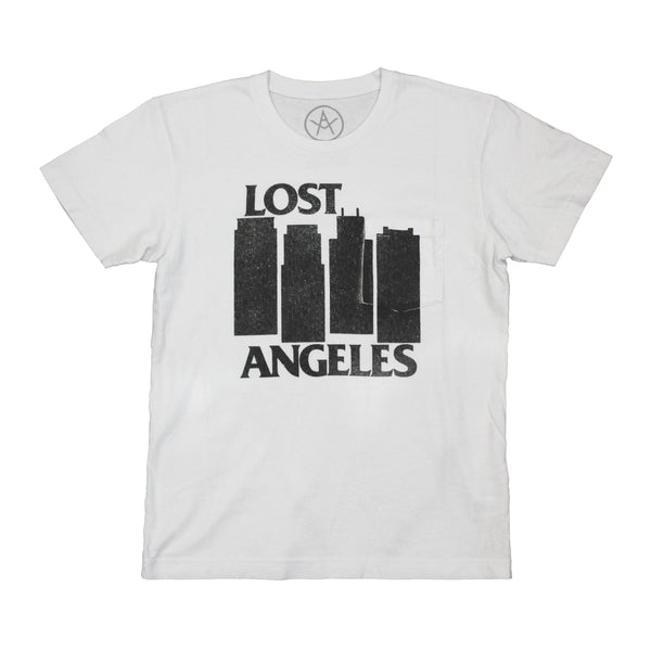 Black City pocket tee